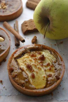 Recette n°141 : Tartelettes à la pomme et aux spéculoos