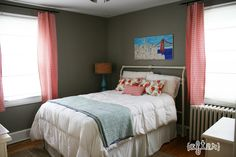 paint color: benjamin moore's river reflections