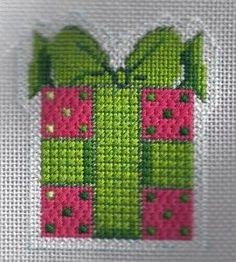 Jul 18, 2013 - Tips for using a beading needle when doing needlepoint, from the internet's leading needlepoint expert JanetM Perry #colourcomplements #stitchdesign #stitchpattern
