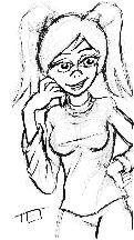 Sketchy Girl.