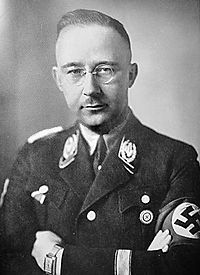 "Himmler became the second in command of Nazi Germany following Görings downfall after the repeated losses of the Luftwaffe. As Supreme Commander of the Home Army and Reichsführer-SS. As commander of the Schutzstaffel (SS), Himmler also held overall command of the Gestapo. He was the chief architect of the ""Final Solution"" and through the SS was overseer of the Nazi concentration camps, extermination camps, and Einsatzgruppen death squads. He committed suicide after being captured by the…"