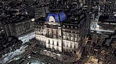 Centro Cultural Néstor Kirchner. Inaugurado por la presidenta Cristina Fernández de Kirchner el 21 de mayo de 2015, en el antiguo edificio de Correos, declarado patrimonio histórico nacional