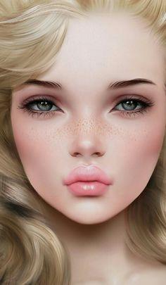 ⭐Explore more Wallpapers Beautiful Fantasy Art, Beautiful Anime Girl, Cartoon Girl Drawing, Girl Cartoon, Portraits, Portrait Art, Chica Fantasy, Digital Art Girl, Fantasy Women