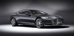 Aston Martin Rapide. Don't mind if I do. :)