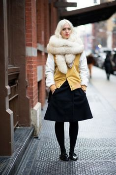 Cool Customers: 17 Winter Street Snaps