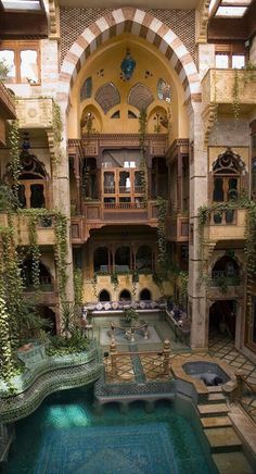 Best Garden Decorations Tips and Tricks You Need to Know - Modern Beautiful Architecture, Beautiful Buildings, Interior Architecture, Beautiful Places, Organic Architecture, Baroque Architecture, Classical Architecture, Aesthetic Rooms, Travel Aesthetic