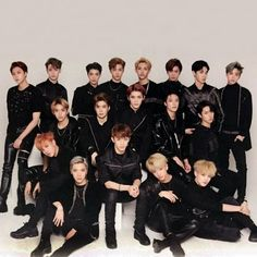 nct 2018 black on black & nct 2018 + nct 2018 all members + nct 2018 wallpaper + nct 2018 black on black + nct 2018 photoshoot + nct 2018 yearbook + nct 2018 all members wallpaper + nct 2018 aesthetic Winwin, Taeyong, K Pop, Nct 127 Limitless, Ntc Dream, Johnny Seo, Nct Life, Jisung Nct, Sm Rookies