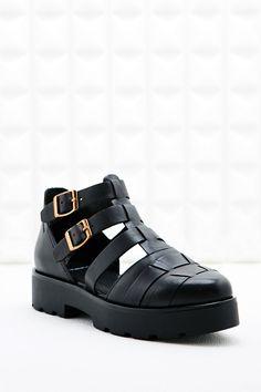 Vagabond Aurora Cut-Out Shoes