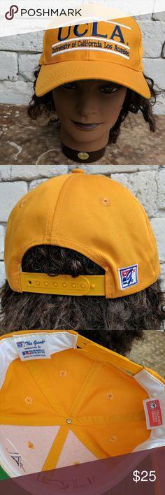 Vintage UCLA snap back hat Vintage UCLA snap back hat    #ucla #bruins #losangeles #la #universityofcalifornia #california #usc #trojans #russellathletic #snapback #dadhat #college #collegesports #ncaa Accessories Hats