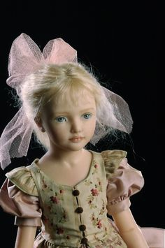 Sophie by Heloise ...she reminds me of my granddaughter, Kaila, when she was younger