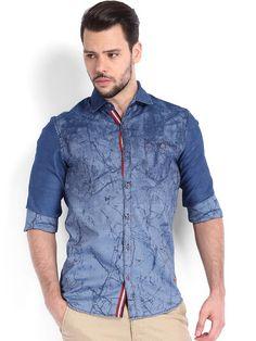 38c12f2780 Las 103 mejores imágenes de Camisas jeans Hombre