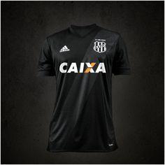 Camisa reserva da Ponte Preta 2017-18 é lançada pela Adidas c73825deb9697