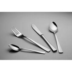 Príbor Sola Athene CNS lesklý, 24 dielna sada Flatware, Tableware, Athens, Cutlery Set, Dinnerware, Tablewares, Dishes, Cutlery, Place Settings