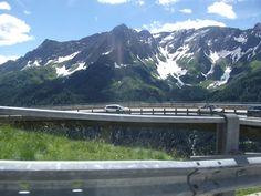 Gotthard Strassentunnel in Gotthard Tunnel, UR/TI