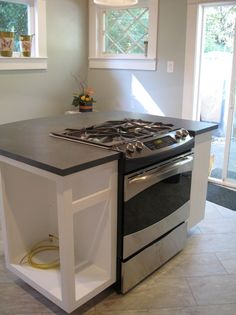 Kitchen Island With Slide In Stove projects design kitchen island with stove kitchen island has stove