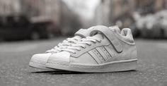 Adidas Pro Shell- White/White