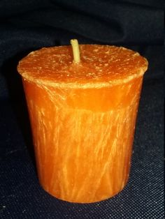 Palm Wax Votive--Georgia Sunrise Scent by NonasPawSomeCreation on Etsy