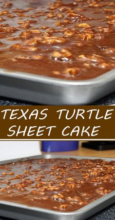 Sheet Cake Recipes, Cupcake Recipes, Baking Recipes, Sheet Cakes, Easy Desserts, Delicious Desserts, Yummy Food, Baking Desserts, Chocolate Desserts