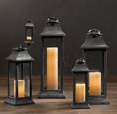 Savoy Square Lanterns
