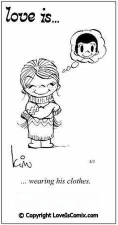 Love is... Comic for Thu, Jun 16, 2011