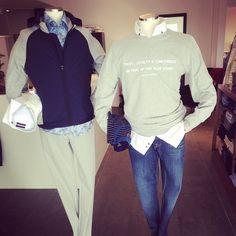 Jeans is always a good idea...! @ Van Weert Weekend