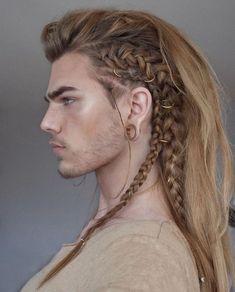 261 Best Viking Hair Styles For Men Images In 2019 Hair