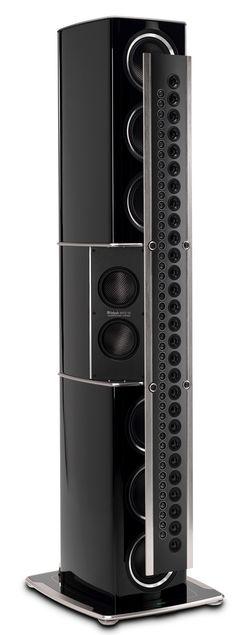 McIntosh announces Nanocarbon-driver tech loudspeaker, the High End Speakers, Big Speakers, High End Audio, Fi Car Audio, Hifi Audio, Valve Amplifier, Audio Room, Speaker Design, Cool Tech