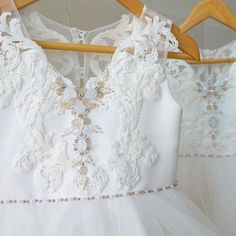 ---Katherine dress--- #whitedress #thankyoufororder #customorder #madebyorder #honeybeekids #honeybee_kids