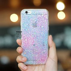 Mermaid - Phone case, Glitter case for iPhone 5,5S,SE,6,6S,6Plus,6SPlus,7,7Plus | Samsung S6,S6Edge,S6Edge+,S7,S7Edge,Note3,4,5,7