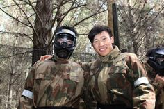 How to Become Paintball Marshal