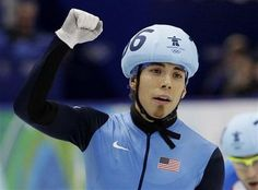 Apolo Ohno.  Because it's all about the Olympians these days.  Image courtesy www.thefitnesschamp.com