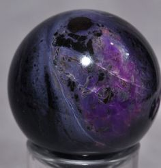 Sugilite Natural Crystal Sphere-South Africa