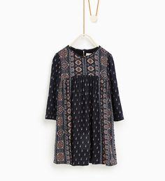 Printed dress - NEW IN-GIRL | 4-14 years-KIDS | ZARA Finland
