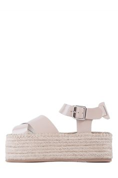 446c3623be9 Jeffrey Campbell Shoes MAROMA Oh So Hottt! in Nude Box