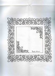 fuselliamo 3 - mdstfrnndz - Álbumes web de Picasa Tatting Tutorial, Lace Painting, Bobbin Lace Patterns, Lacemaking, Lace Heart, Point Lace, Lace Jewelry, Cutwork, Lace Detail