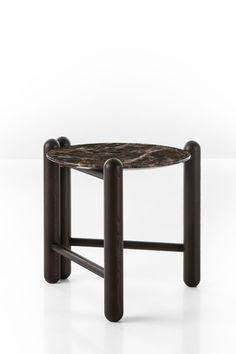 Gebruder Thonet HOLD ON side table by Nicola Gallizia - Best of Salone Del Mobile 2015 | Yellowtrace