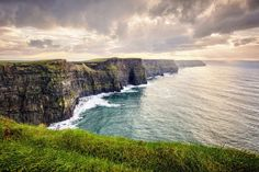Cliffs of Moher, Liscannor, County Clare, Ireland - mbbirdy/Getty Images