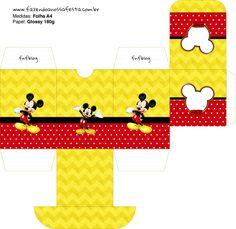 Uau! Veja o que temos para Baleiro Mickey