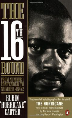 The Round - Rubin Carter. Good Books, Books To Read, My Books, Rubin Carter, Rubin Hurricane Carter, Dylan Songs, Black History Facts, Writing Styles, Classic Books