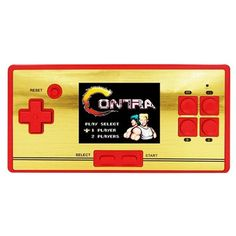 Buy FC-POCKET Classic 8 Bit Game Portable Console Family Computer 600 Games (Red) online at Lazada. Discount prices and promotional sale on all. Free Shipping.