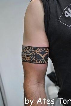 Rune Tattoo, Shiva Tattoo, Tribal Armband Tattoo, Band Tattoo Designs, Cool Shoulder Tattoos, Astrology Tattoo, Tattoo Bracelet, Piercings, Arm Band Tattoo