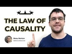 """In today's post, we'll talk about one of the secrets of success called the """"law of causality"""" and how you can use it to get more of what you want in life. Secret To Success, The Secret, Free Facebook, Free Training, Law, Mindfulness, Peace, Youtube, Consciousness"""