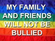 don't EVER HURT my friends or family