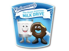Entenmann's and The Great American Milk Drive joined forces to create…
