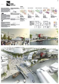 Results of the Europan 12 Architecture Competition Architecture Design, Architecture Presentation Board, Architecture Panel, Presentation Layout, Architecture Student, Architectural Presentation, Presentation Boards, Condominium Architecture, Architecture Diagrams