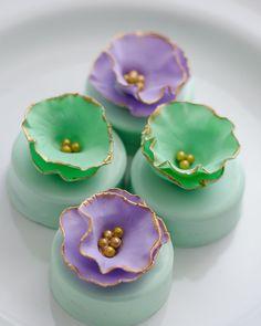 Blossom chocolate covered oreos