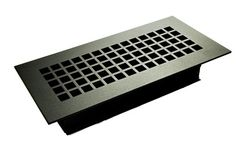 We offer the largest selection of decorative floor registers, grilles and air registers for floors. Buy decorative vent covers to replace your floor registers today!
