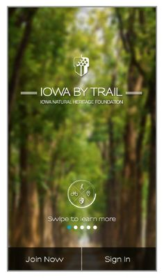 Check out a sneak peek of the new Iowa By Trail mobile app! http://inhfblog.org/2014/03/06/iowa-by-trail-preview/ #IowaByTrail #INHF