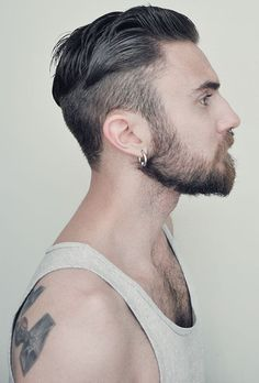 Discover 40 undercut with beard haircuts for men from rebelliously long to classy medium length cuts. Cool Hairstyles For Men, 2015 Hairstyles, Undercut Hairstyles, Haircuts For Men, Hairstyle Men, Hipster Hairstyles, Modern Haircuts, Short Haircuts, Hairstyle Ideas