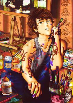 TDA: Julian Blackthorn by tabeck.deviantart.com on @deviantART